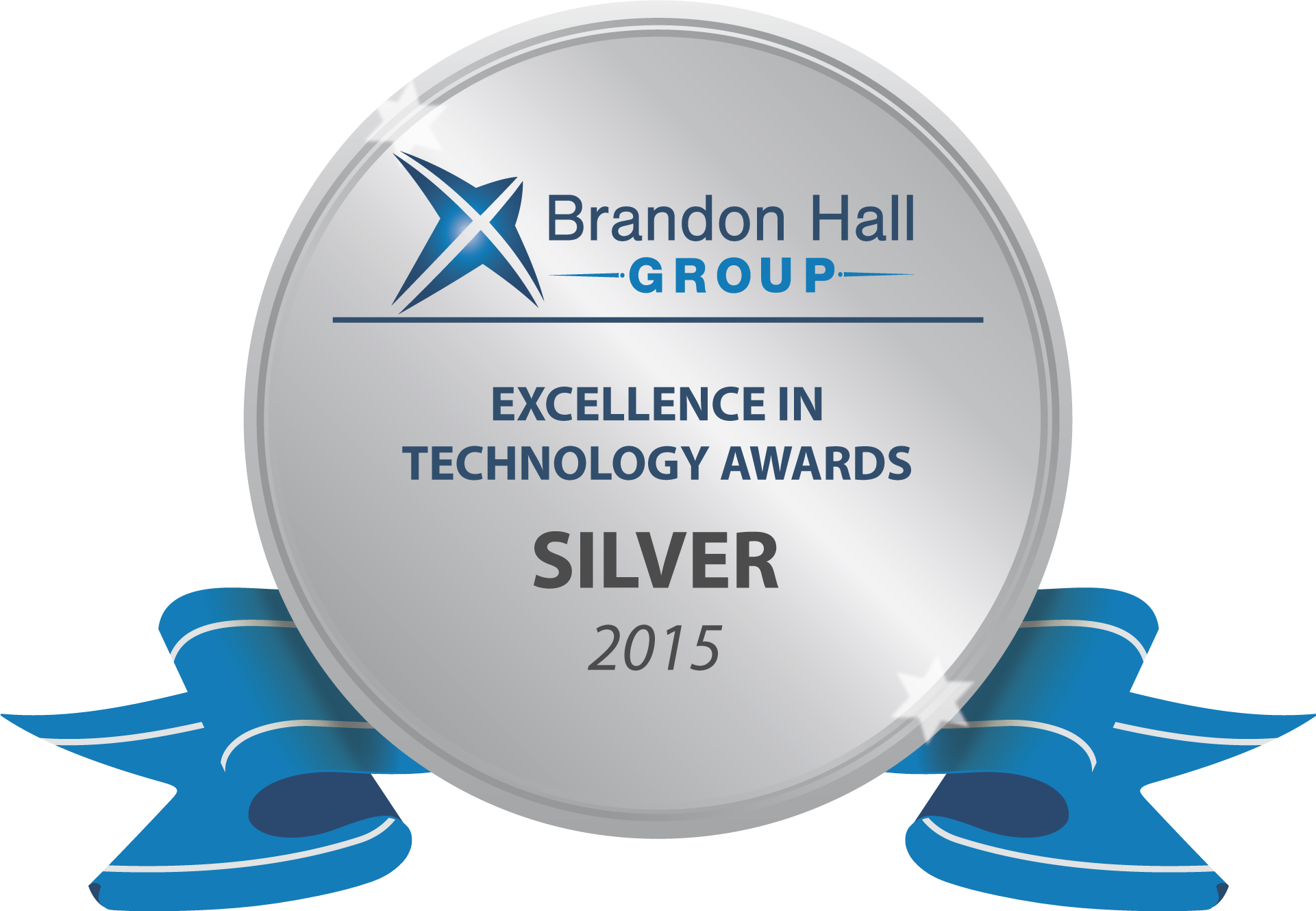 Silver Tech Award 2015 by Brandon Hall